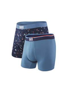 SAXX - Vibe 2-Pack Boxer Brief - Cheers