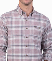 Southern Shirt - Bennett Flannel - Clay