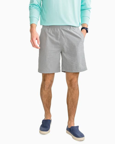 Southern Tide - Shoreline Short - Steel Grey
