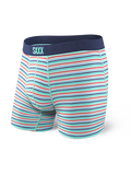 SAXX - Vibe Boxer Brief - Blue Witty Stripe