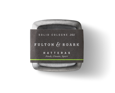 Fulton & Roark - Solid Cologne - Clearwater
