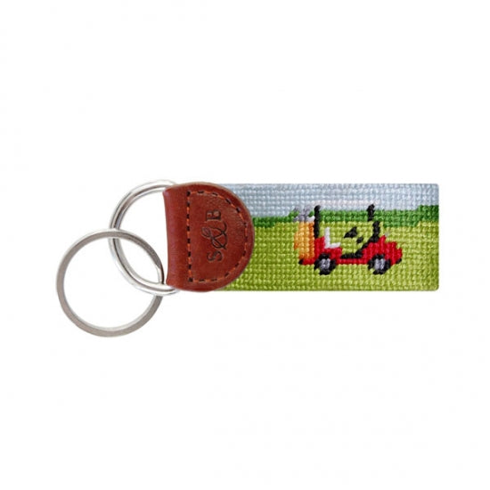 Smathers & Branson - Golf Cart Scene Key Fob