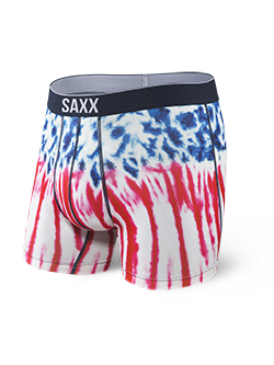 SAXX - Volt Boxer Brief - Firecracker