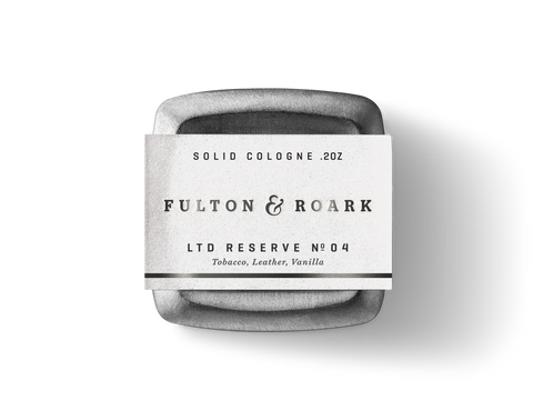 Fulton & Roark - Solid Cologne - Ltd. Reserve - Sterling