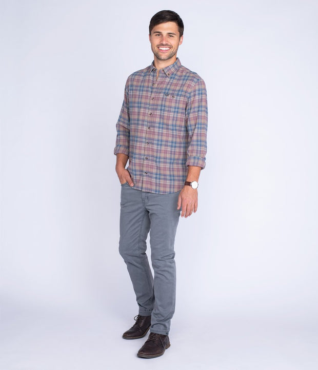 Southern Shirt - Townson Flannel - Windsor