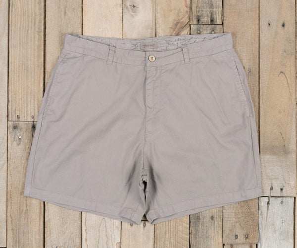 "Southern Marsh - Charleston Seawash 6"" Short - Burnt Taupe"