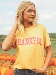 Friday + Saturday - Thankful Tee