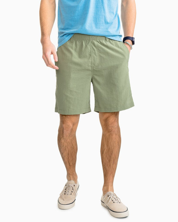 Southern Tide - Shoreline Short - Seagrass Green