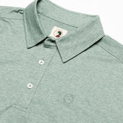 Duck Head - Hayes Polo - Duck Green