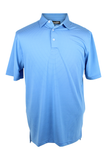Southern Charm - Stanley Performance Polo - Sea Blue/Lime