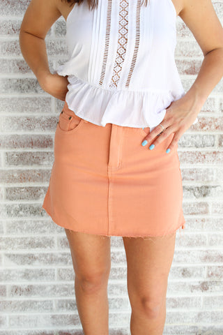 Canyon Sunrise Skirt