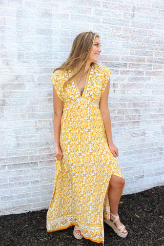 With A Breeze Maxi