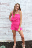 Tickled Pink Romper