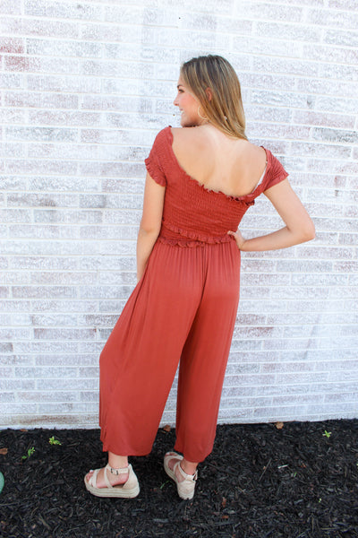 Middle Of Nowhere Jumpsuit