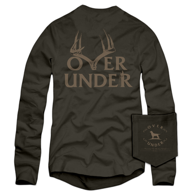 Over Under - LS Shed Hunter - Charcoal