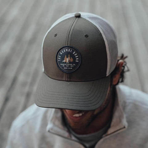 The Normal Brand - Hunt Club Trucker - Green
