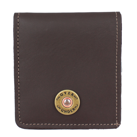 "Over Under - ""The Traditionalist"" Bi-Fold Wallet"