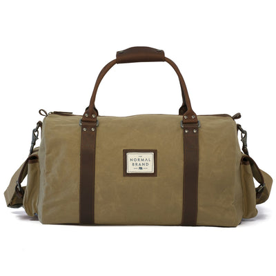 The Normal Brand - Garrett Weekend Bag - Tan