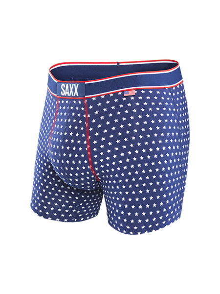 SAXX - Vibe Boxer Modern Fit - USA Navy