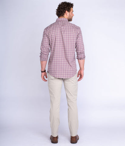 Southern Shirt - Flintrock Plaid - Sierra