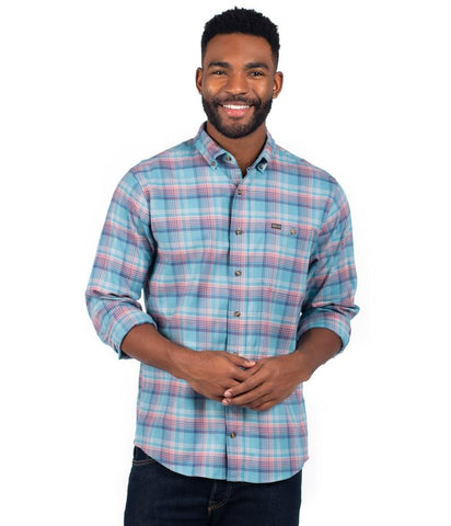 The Normal Brand - Jasper Button Down - Red