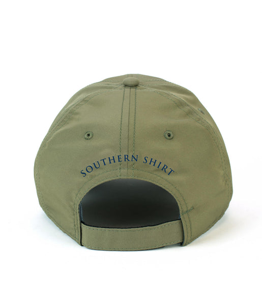 Southern Shirt Co. - Performance Logo Hat - Cactus