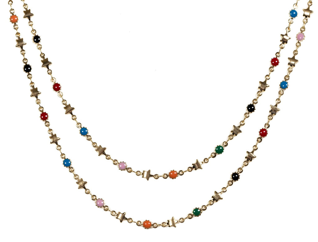 Bracha Dreamer Necklace Multi