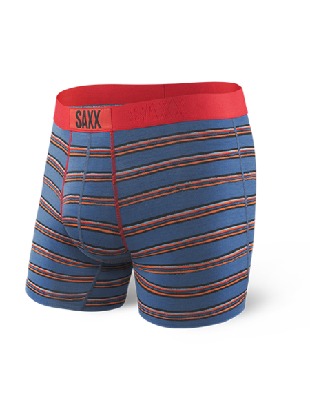 SAXX - Vibe Boxer Modern Fit - Brushed Stripe