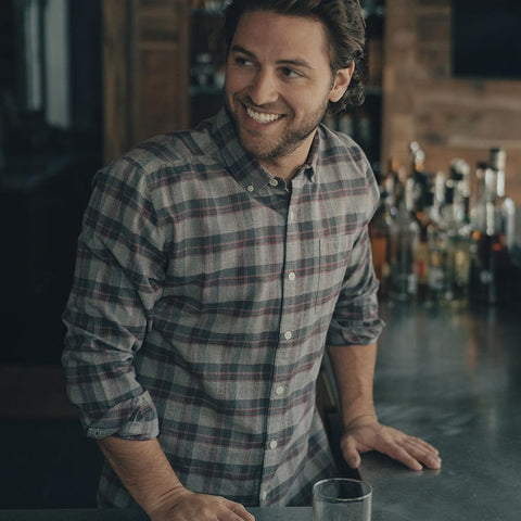 Southern Shirt - Napa Valley Flannel - Concord