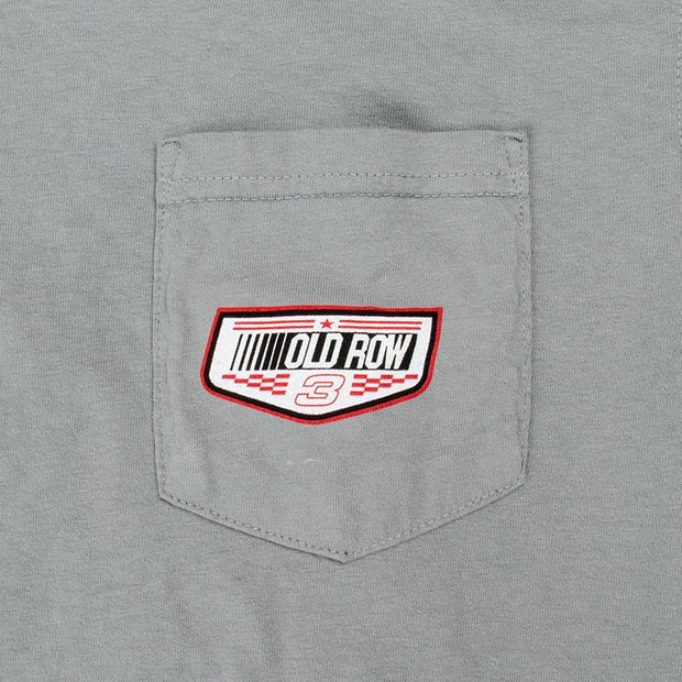 Old Row - The Dale SS Tee - Grey