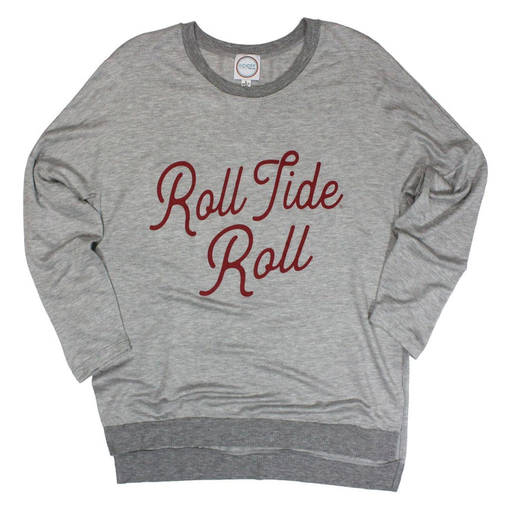 Roll Tide Roll Spirit Side Slit Pullover