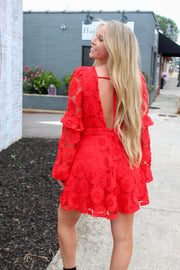What A Girl Wants Lace Dress