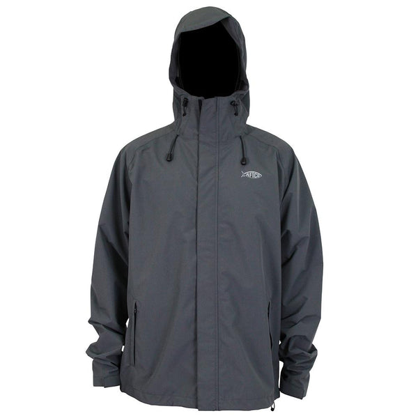 Aftco Solitude Waterproof Jacket - Charcoal