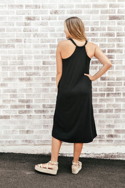 One Last Thing Midi Dress
