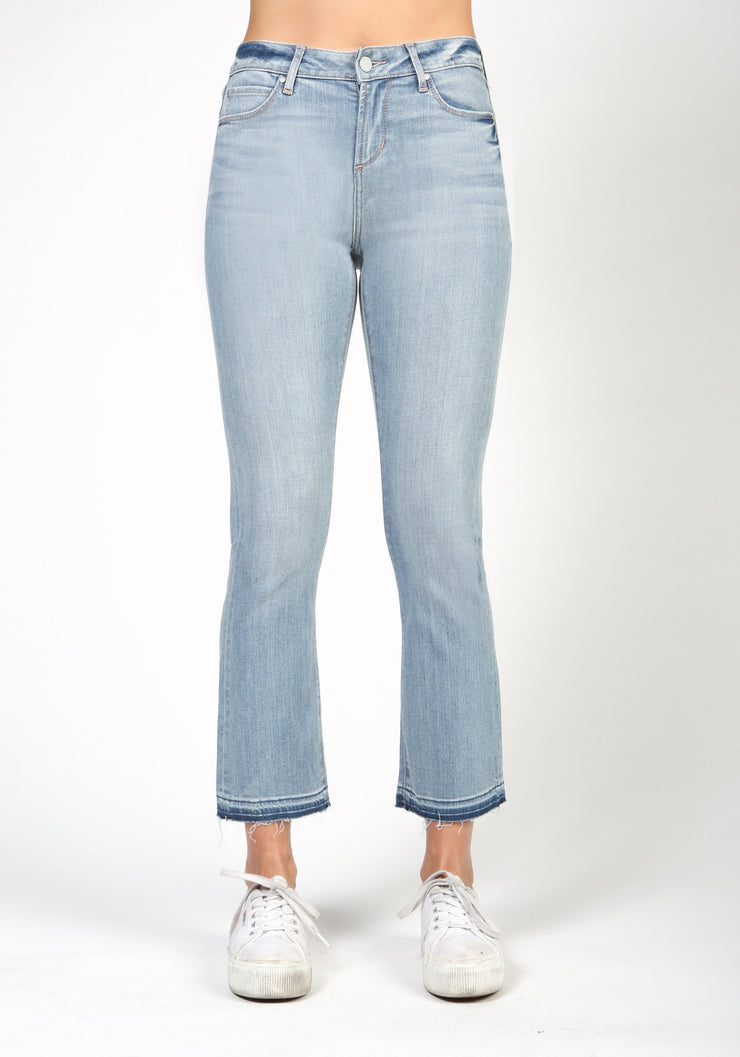 Articles of Society London Cropped Flare Jeans