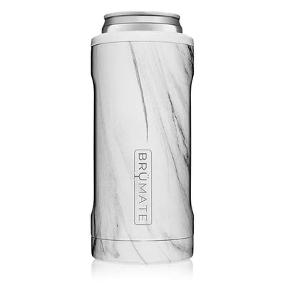 BruMate - HOPSULATOR SLIM | CARRARA (12OZ SLIM CANS)