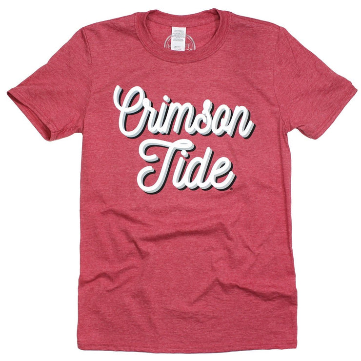 Crimson Tide Fall Fling Tee