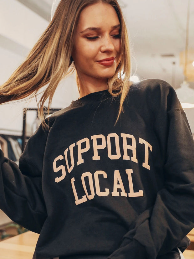 Charlie Southern - Support Local Sweatshirt
