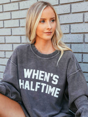 Charlie Southern Corded Sweatshirt - When's Halftime