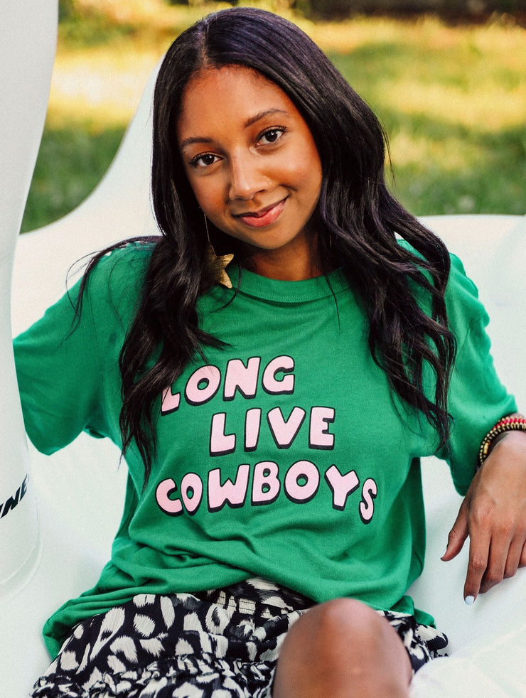 Charlie Southern - Long Live Cowboys T-Shirt