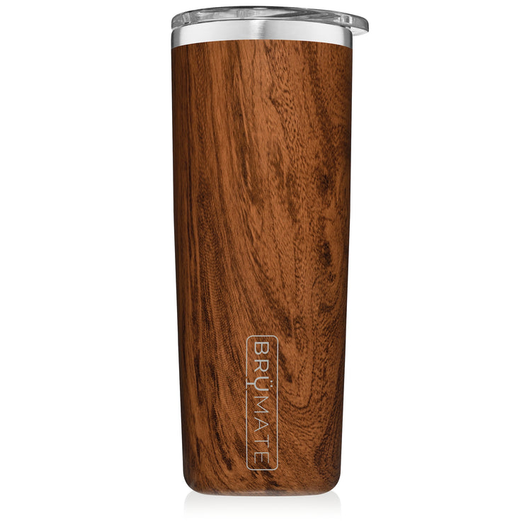 BruMate - Highball 12oz Tumbler - Walnut