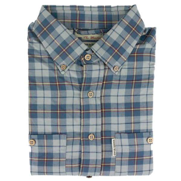 Over Under- The Woodsman Flannel Shirt- Teton