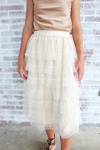 Girls Just Want to Have Fun Tule Skirt