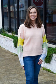Ready Set Spring Sweater
