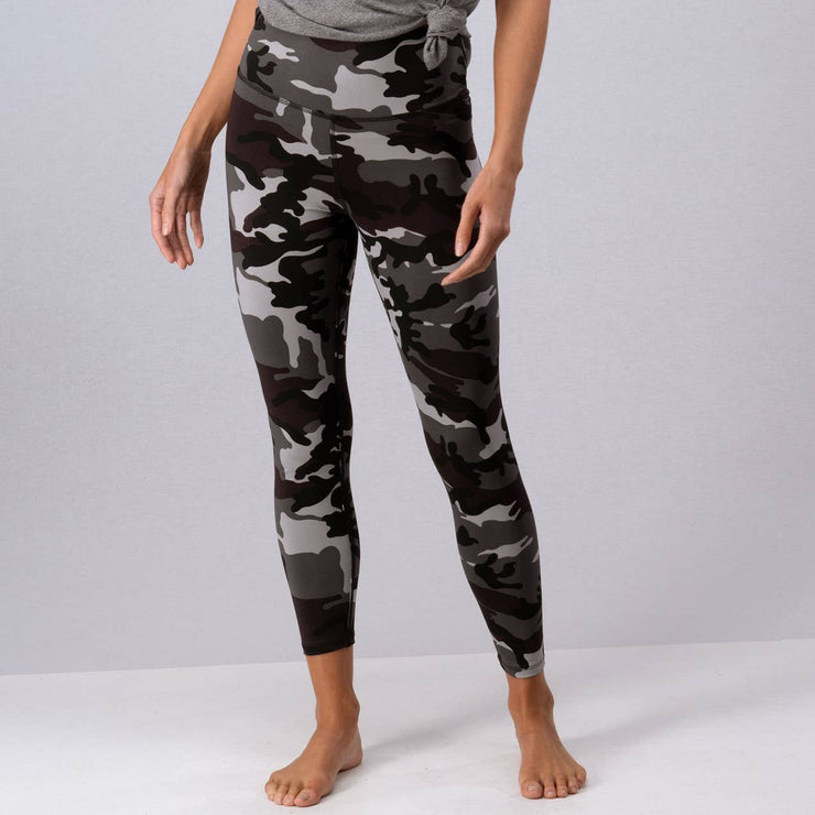 Camo Highwaisted Workout Leggings