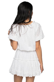 Buddy Love- Ray Eyelet Dress
