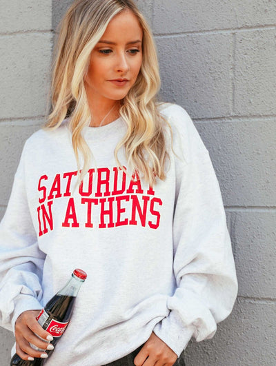 Charlie Southern Sweatshirt - Saturday In Athens