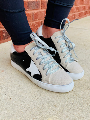 Golden Star Sneakers