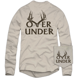 Over Under - Bowhunter LS Tee - Oyster