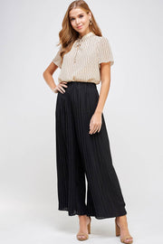 Girl Crush Pleated Palazzo Pant